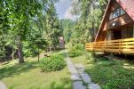 Leśne Domki Tel.504200662 z Wisła, ul.Cieńków 8a