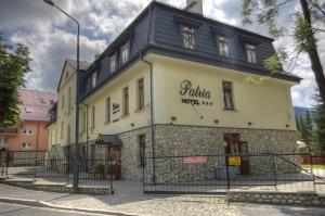 Hotel*** PATRIA z Zakopane, ul. Żeromskiego 12