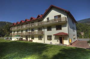 Hotel Orzeł Biały z Szczyrk, ul. Spacerowa 4