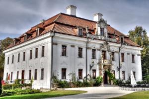 Pałac Krasków z Kraskow 12 , Marcinowice