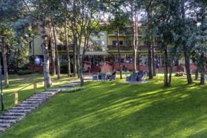Hotel *** SPA WOJCIECH z 16-300 AUGUSTÓW, ul. Wojciech 15