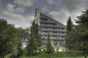 Spa Hotel Diament Ustroń z Ustroń, ul. Zdrojowa 3