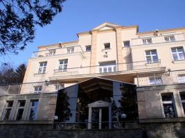 Villa Almira z Wisła, ul. Górnośląska 1a