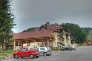 Hotel Stok **** z Wisła, ul. Jawornik 52A