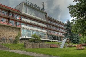Hostel Krokus z Wisła, ul.Górnośląska 9