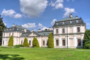 Pałac Sieniawa z Sieniawa, Kościuszki
