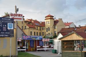 Hotel Mazur z Pl. Wolności 6 11-730 Mikołajki