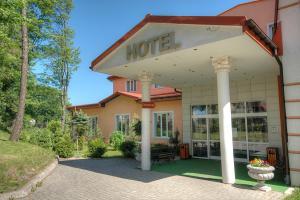 Hotel Colosseum & SPA z 19-400 Olecko, ul. Gołdapska 12