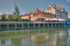 Hotel Nad Pisą z Pisz ul. Ratuszowa 13