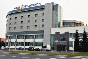Hotel Prezydencki **** z Rzeszów, Podwisłocze 48