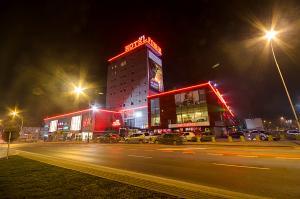 Hotel *** Forum z Rzeszów, Lisa Kuli 19