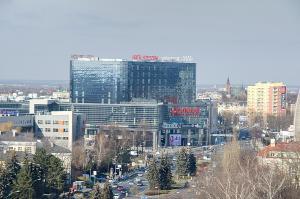 Hotel **** Rzeszów z 35-001 Rzeszów, Al. J. Piłsudskiego 44