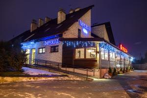 Hotel Imperial Residence z ul. Różana 21, Sandomierz 27-600